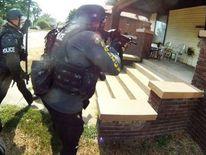 Police SWAT Louise Milan