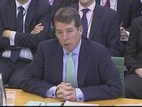 Bob diamond treasury select committee