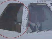 Fake pilot in Italy, according to police