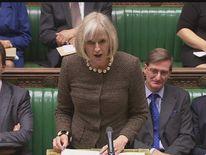 Theresa May McKinnon statement