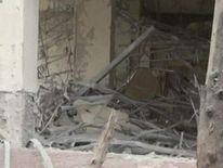 Deraa Explosions