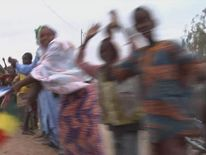 Jubilant scenes as French troops take over Timbuktu