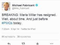 Michael Fabricant tweet