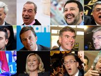 Far-Right, Anti-EU leaders of Europe