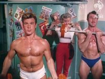 British Pathe puts its entire archive on YouTube- 1960s fitness video