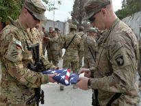 Reenlistment ceremony