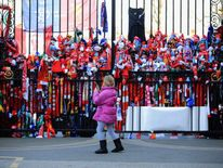 Memorial To Mark 25th Anniversary Of Hillsborough Disaster