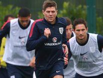 Steven Gerrard - England