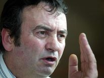 Gerry Conlon speaking at SDLP conference in 2005