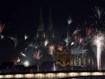 GERMANY-NEW YEAR