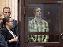 Kieron Bryan Bail Hearing in Murmansk Court
