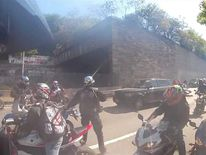 NYC Bikers confrontation with driver