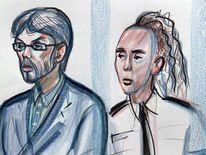 Hans Rausing in court
