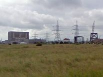 Hartlepool power station