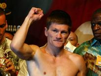 Ricky Hatton To Announce Boxing Return