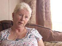 Heart attack victim Anne Higgs