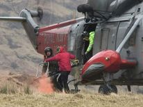 Glencoe Mountain Rescue Team
