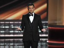 Host Jimmy Kimmel