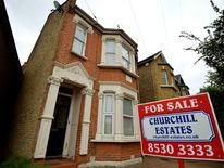 House price growth forecast raised