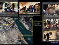 Human Rights Watch have analysed images from ISIS atrocities in Iraq