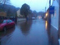 floods in Helston Cornwall