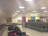 Luggage yet to be collected at Gatwick amid long queues at airport