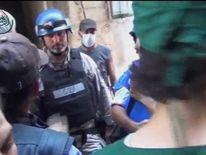 UN chemical weapons inspectors