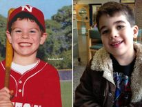 Newtown shooting victims Jack Pinto (L) and Noah Pozner (R)