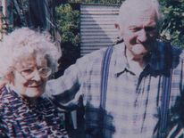 John and Audrey Cook.