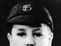 John Lennon As Young Boy