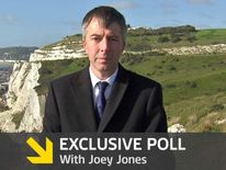 Joey Jones on Sky poll