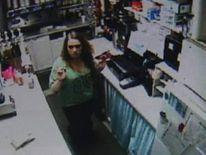 Alaska Barista Samantha Koenig CCTV