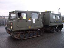 Leavesley Hagglund BV 206 Passenger