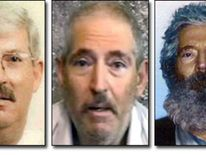 FBI images of how Robert Levinson may have aged while in captivity