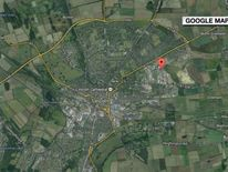 Dog attack happened near the Outer Circle Road in Lincoln