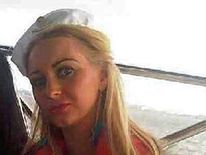 Police issued picture of Linzi Ashton
