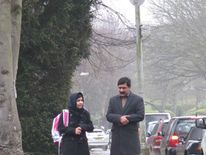 Malala and her father