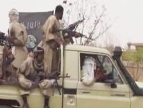 Islamist rebels in Mali