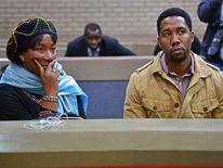 Mandela family members