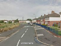 Google Street View of Kilnsea Grove in Hull