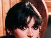 Undated file photo shows US actress Margot Kidder