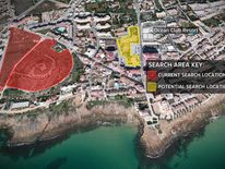 020614 MADELEINE McCANN map of scrubland search area