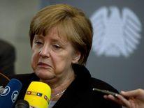 GERMANY-POLITICS-CYPRUS-EU-ECONOMY-FINANCE