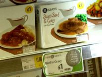 Beef product in Morrisons.