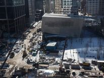 9/11 Memorial Unveils New Progress With Exhibitions