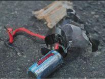 Boston Marathon bomb FBI evidence