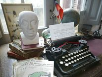 Material from Pablo Neruda's office.