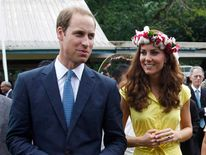 Duke and Duchess of Cambridge in Honiara, Guadalcanal Island