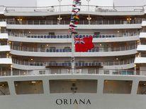 P&O liner Oriana