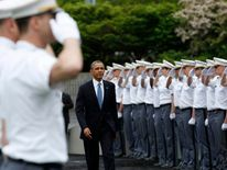 280514 $$ Obama Unveils $5bn Anti-Terror Fund at West Point, New York